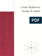 Panentheism Cross Reference Guide & Index