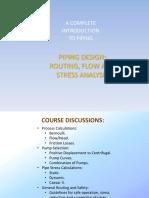 Piping Presentation