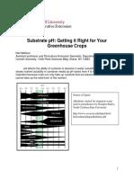 Ph Greenhouse Crops
