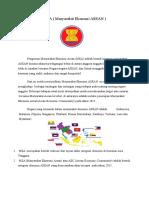 Masyarakat Ekonomi Asean,IMF,OPEC