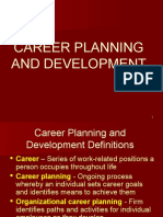 Career Planning n Dvelopment