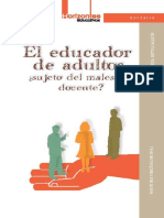 El Educador de Adultos