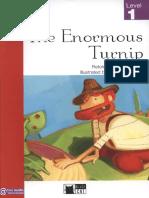 【全彩扫描PDF】【Earlyreads】(LEVEL.1).The.Enormous.Turnip.pdf