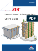 Hy-Rib Users Guide 2008