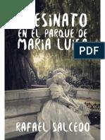 Asesinato en El Parque de Maria Luisa - Rafael Salcedo