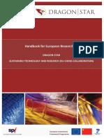 Handbook European Researchers China