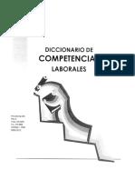 CDO Diccionario de Competencias