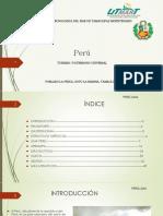 Atractivos Peru