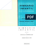 HIMNARIO INFANTIL