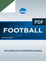 2015 Reglas NCAA Julio 17