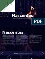 Espetáculo Nascentes | Alaya Dança