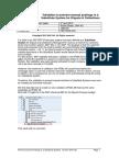Validacion ABAP GGB0