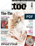 Total Tattoo November 2012