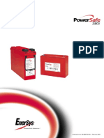 Baterias PowerSafe SBS J13
