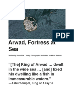 Arwad, Fortress at Sea - Aramco World, Jan/Feb 2016