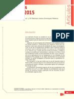 Estímulos fiscales 2015