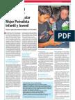 Convocado el decimotercer concurso escolar Mejor Periodista Infantil y Juvenil