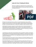 Guía para principiantes de Forex Trading de divisas
