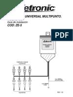 esquema conexion gnc
