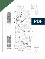 Mapa de Las Asociaciones Regionales