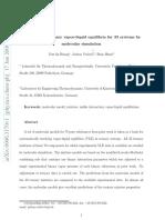 Artigo - Prediction of Ternary Vapor-liquid Equilibria for 33 Systems by Molecular Simulation