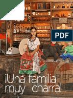 Mural Club - Una Familia Muy Charra