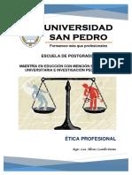 Módulo Ética San Pedro