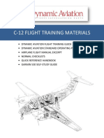 C12 Training Materials - Whole Package