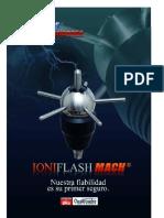 Pararrayos Ioniflash Mach