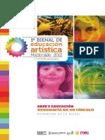 Bienal-Arte y Educacion