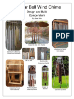 Tubular Bell Wind Chime Design and Build Compendium by Lee Hite