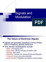 02 - Signals and Modulation