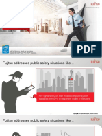Fujitsu Mobility Solutions for Public Safety Agencies