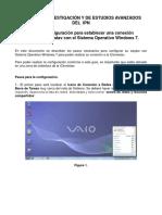 iCinvestav Manual Windows 7 v2