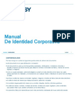 MASSY ENERGY Manual de Imagen Corporativa LQ
