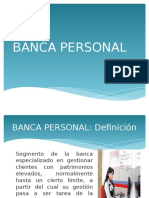 Banca Personal - Aula Virtual