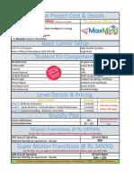 MaxMind Pricing 2015