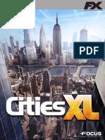 Cities XL Manual