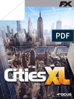 Cities XL Manual