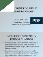 Infecciones de Piel y tejido blando