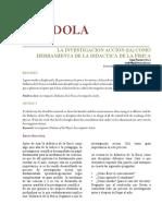 Importancia de La Investigación Acción en La Didáctica