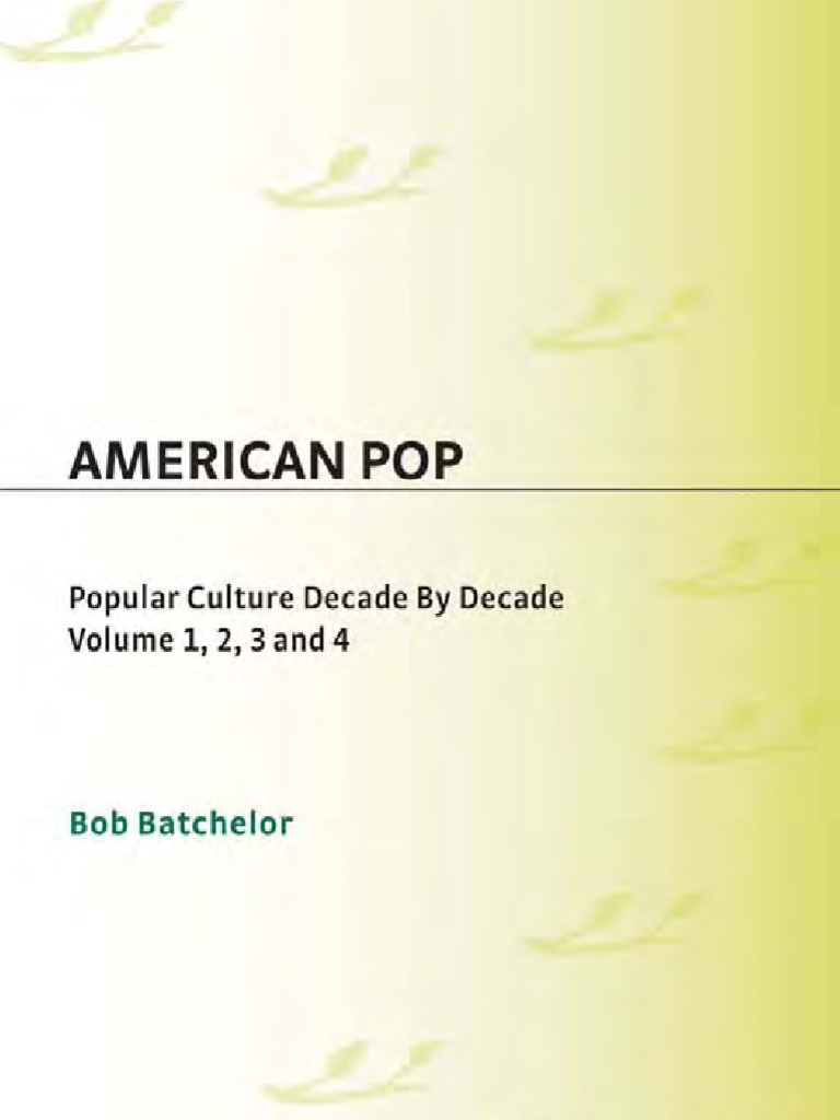 2c9aed8c03d American Pop Culture