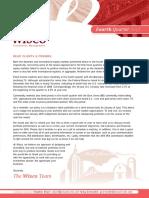 Wisco Newsletter Q415
