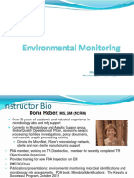 Fundamentals of an Environmental Monitoring Program