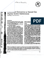 Optimización en Sistemas de Gas