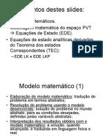Modelos Matemáticos Dos Fluidos (I)