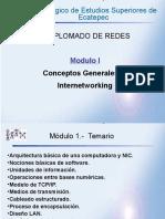 Presentación Diplomado Redes Mod i Octubre 2011