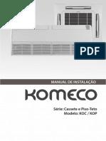 Manual_Instalacao_KOC 48FC - 220V e 380V