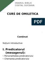 11 205 Curs de Omiletica