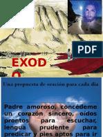 El Exodo Domingo 5 de Octubre 2015